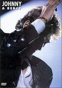 Cover Johnny Hallyday - Johnny à Bercy [DVD]
